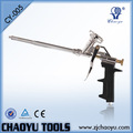 Novas invenções cy-005 clássico preto profissional poliuretano injeção arma ferramentasmanuais para construção civil