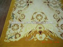 Wool Moquette Carpet K07, Customized Moquette Carpet