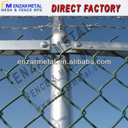 PVC Coated/Powder Coated Chain Link Framework/Dog Kennels