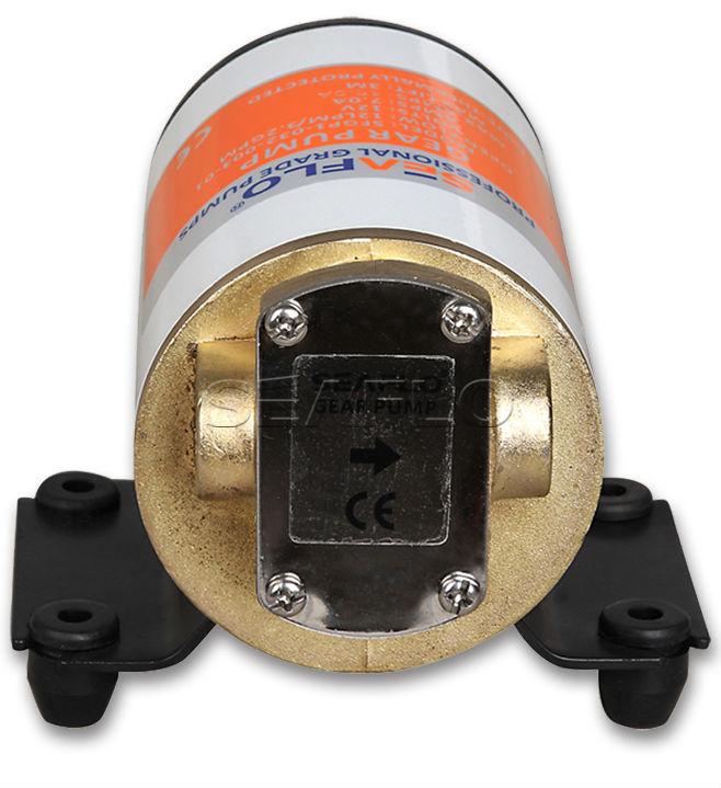 Bomba de engrenagem hidráulica/12 volts de combustível bomba de transferência
