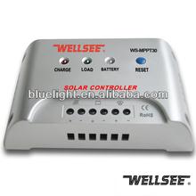MPPT solar charge controller 20A 30A WS-MPPT30 12V 24V 48V PWM