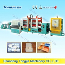 PS Foam Disposable Plate Making Machine