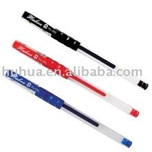 office red blue gel ink pen