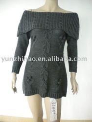 2014 ladies woolen sweater designs