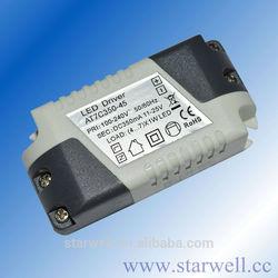 85~265V AC input constant current CC led power driver for led panel light