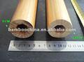 bicicleta de bambu tubo
