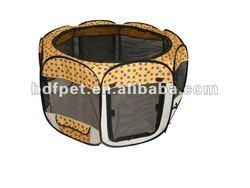 Fabric pet playpen,pet tents