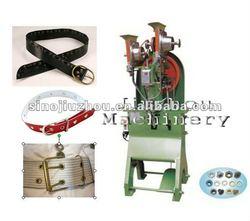 Belt Eyeleting Machine