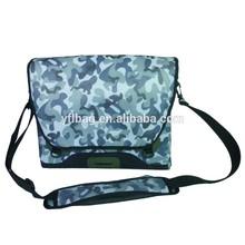 TPU camouflage waterproof laptop bag 14 inch