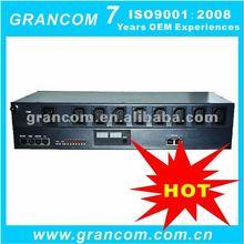 8 Ports IP PDU Monitored Power Distribution Unit