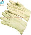 Good!Safety glove cotton canvas rubber gloves scrubber