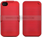 newest Dual Protection hard pc case for iphone 5