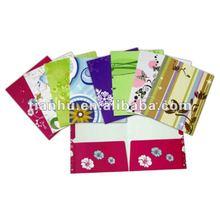 delicate pocket folders printing 2012