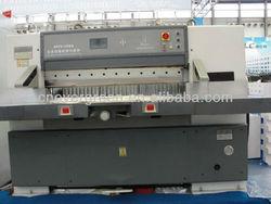 Industry paper cut machine Hydraulic digital display paper cutter QZYX920D
