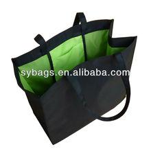 wholesale custom printed blank canvas tote bag,foldable tote bag
