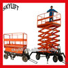 easy operation-hydraulic scissor mobile lifts
