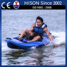 Motorized gasoline 152cc 20 HP power jet kayak