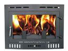 classic cast iron insert wood burning stove(JA077)