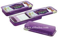 Slide case tin sliding boxes mint tin can candy tins
