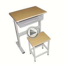 usad India adjustable school desk and chair