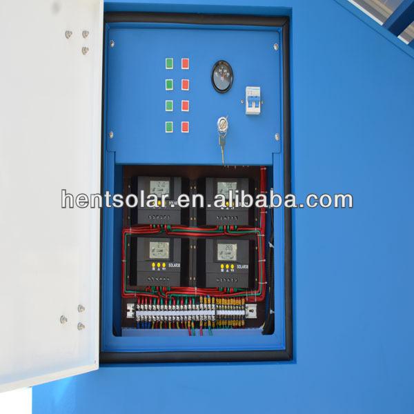 industrial portátil móvel torre de iluminação solar