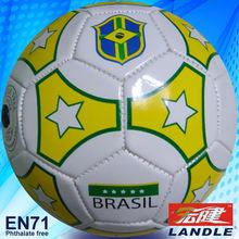 small PVC pu leather promotion mini size 2 football