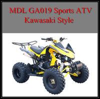 Off Road Sport MDL GA019 Kawasaki style ATV