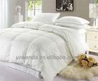 90%duck down quilt/duvet used for 5star hotel