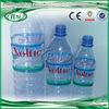 Mineral water bottle labels