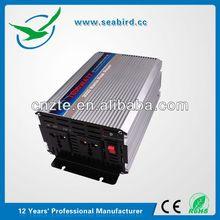 Seabird PI-1500 automotive power inverters, moteur asynchrone w/ 110V AC/220V AC 2 outlet 3000w peak