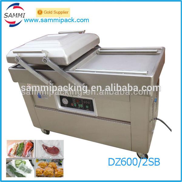 meat packaging machine / vacuum sealing machine