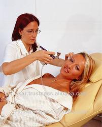 Italian Beauty Cosmetics for Oxygen facials & body treatments