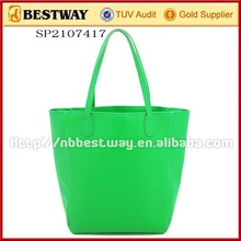 Silicone rubber shopping bag