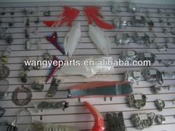CRF250 Fairing Plastics/Dirt Bike Parts/Pit Bike Parts