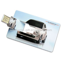 Classic USB business card USB memory card low price