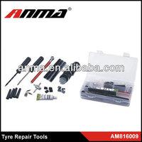 36pcs Tubeless Tire Repair Kit/bike tire repair kit