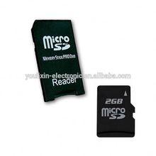 LogoPrinting Free Sample Full Capacity tf card and u disk slot