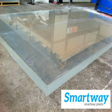 big size thick acrylic rectangular aquarium