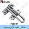 Stainless steel casting door guard