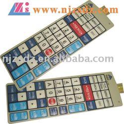 membrane keyboard(For Entertainment Equipment)