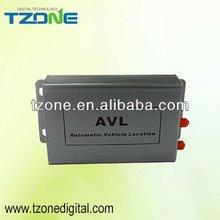 Tzone GPS tracking System, AVL-05, Tremble alarm, Parking alarm, SOS alarm
