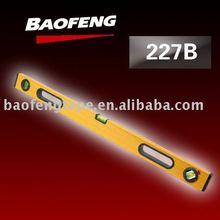 heavy duty aluminium beam level