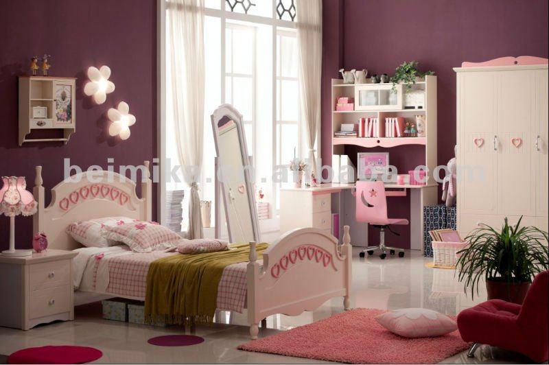 mobili camera da letto set/rosa mobili camere da letto per le ragazze ...