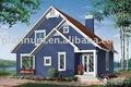 134.46sqm de madera casa prefabricada