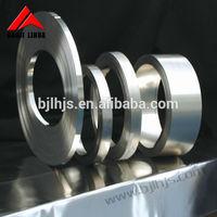 ASTM B381 GR7 titanium forged ring for valves