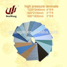 high pressure laminates sheets