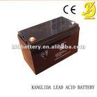 Dry battery/gel vrla battery/accumulator/100ah battery