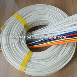 high voltage cable fiberglass sleeving