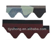 Wave Asphalt Shingles Tile