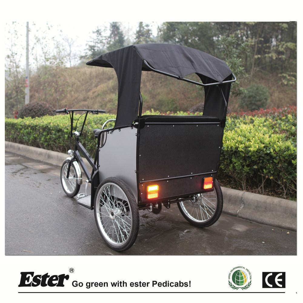 Adult Rickshaw Pedicab for Taxi